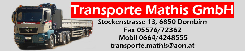 Transporte Mathis GmbH